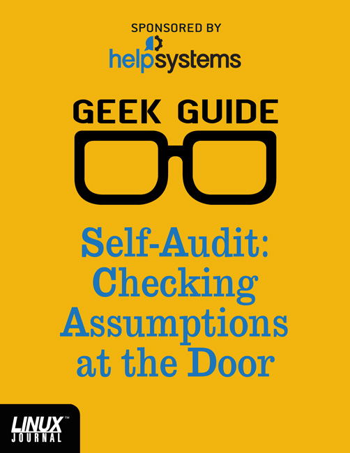 Self Audit Cover