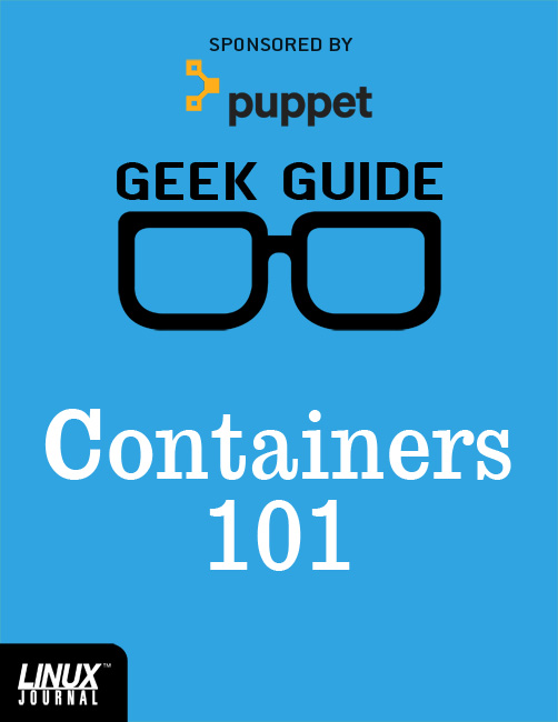 CONTAINERS 101 Cover