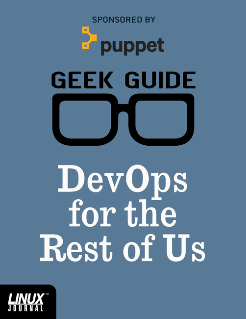 DevOps for the Rest of Us cover