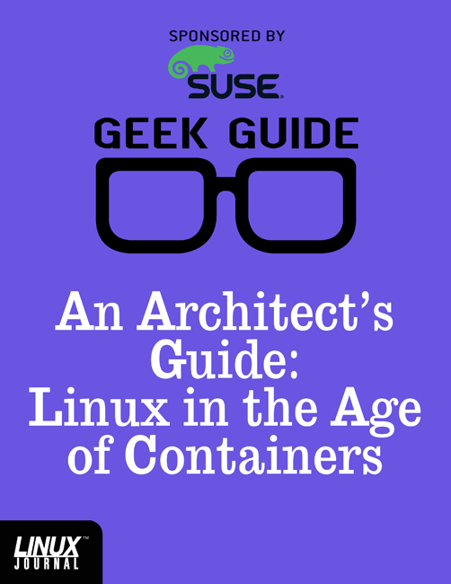 An Architect's Guide: Linux in the Age of Containers Cover