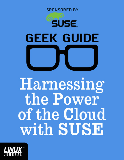 Harnessing the Power of the Cloud with SUSE Cover