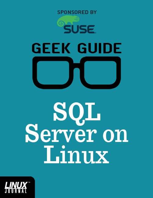 SQL Server on Linux Cover