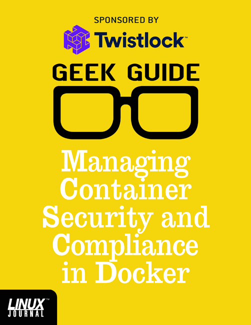Managing Container Security and Compliance in Docker Cover