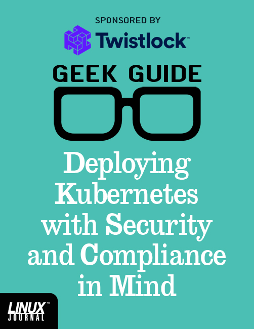 Deploying Kubernetes with Security and Compliance in Mind Cover
