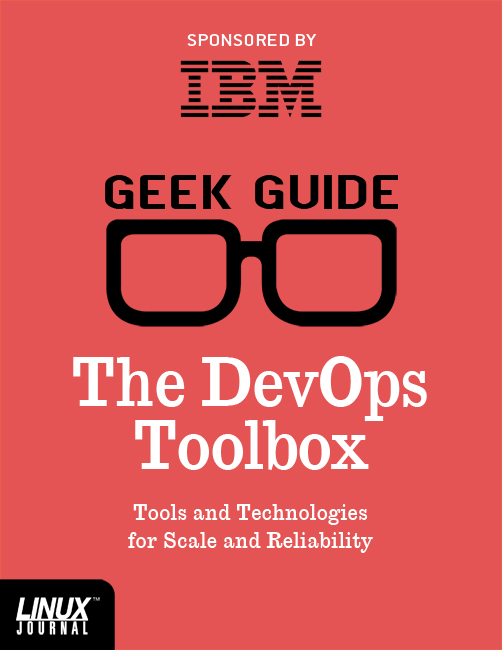 DevOps Toolbox Cover