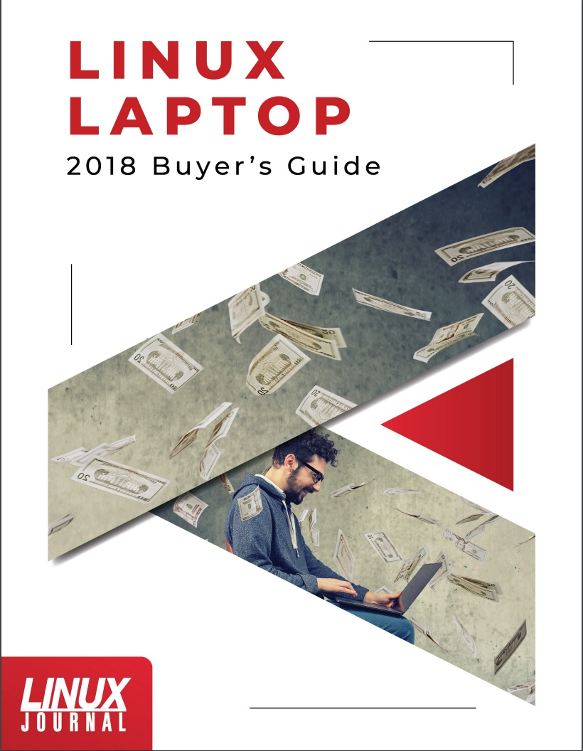 Linux Laptop Buyer's Guide 2018 cover
