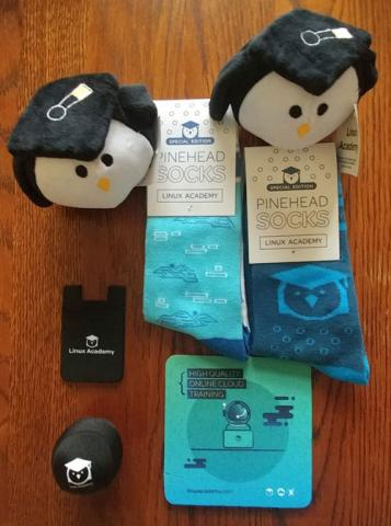 Today's Giveaway: Linux Academy Gift Pack | Linux Journal