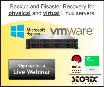 Storix backup and disaster recovery