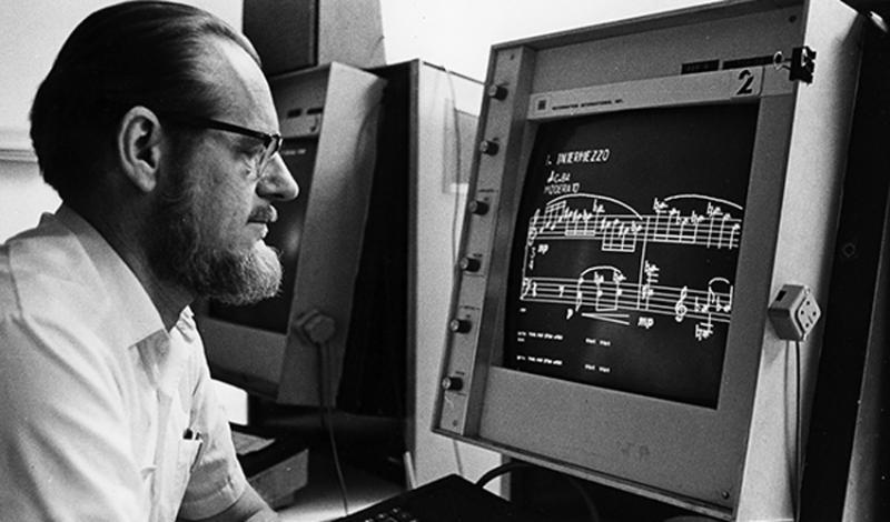MuseScore - Leland Smith, the creator of SCORE program
