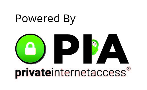 Powered by Private Internet Access
