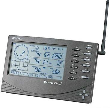 Dave Vantage Pro2 Weather Station