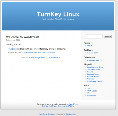 TurnKey Linux | Linux Journal