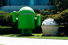 Android and Cupcake
