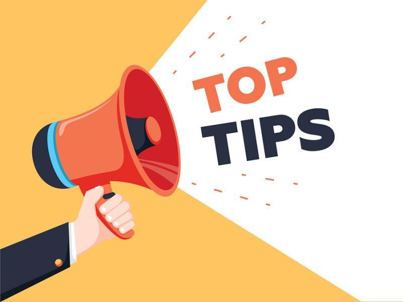 top tech tips