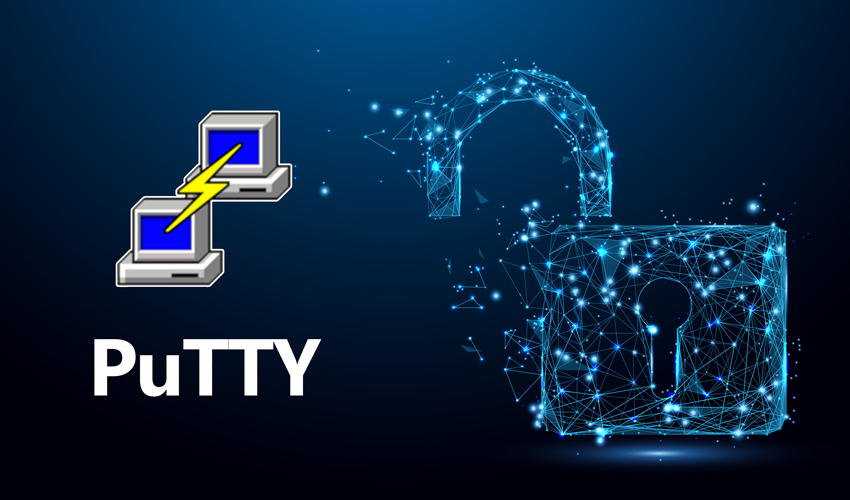 PuTTY Scripted Passwords are Exposed Passwords