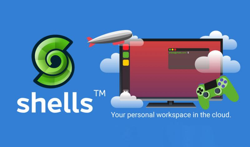 Shells Virtual Machine and Cloud Computing