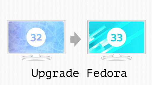 How To Upgrade From Fedora 32 To Fedora 33