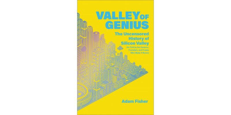 Valley of Genius book cover