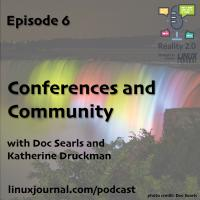 Episode 6: Conferences and Community cover