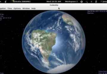 Astronomy on the Desktop | Linux Journal