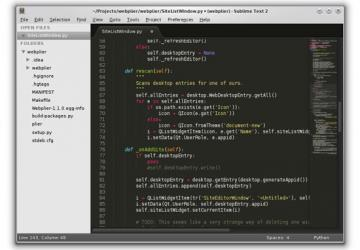 Sublime Text: One Editor to Rule Them All? | Linux Journal
