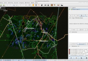 Editing Your Own OpenStreet Maps | Linux Journal on map graphics, map language, map packaging,