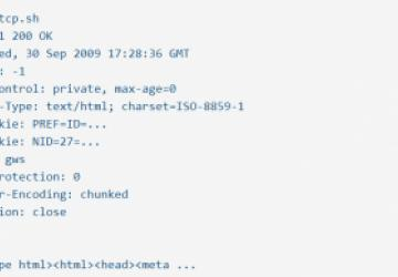 More on Using Bash's Built-in /dev/tcp File (TCP/IP) | Linux Journal