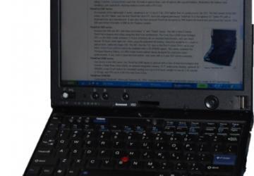 libreboot on an x60 part i the setup linux journal rh linuxjournal com Lenovo X60 Screen lenovo x60 user manual