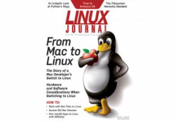 From Mac to Linux issue