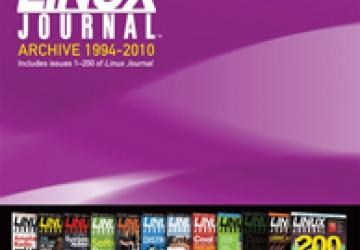 Linux Journal Archive CD