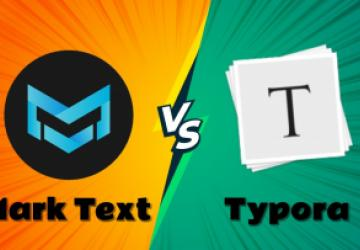 Mark Text vs. Typora: Best Markdown Editor For Linux?
