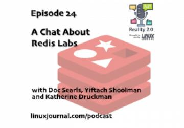 Episode 24: A Chat About Redis Labs (Podcast Transcript) cover