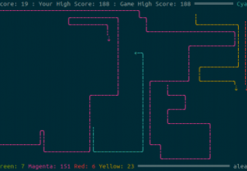 The Best Command-Line-Only Video Games | Linux Journal