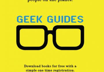 GeekGuides Practical books for the most technical people on the planet