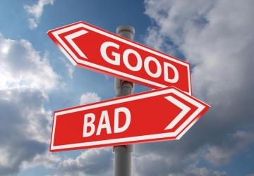 Arrow Signs: Good and Bad