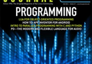 May 2012 Issue of Linux Journal: Programming | Linux Journal