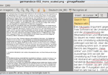 Tutorial: Translating Scanned Docs | Linux Journal