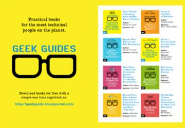 GeekGuide technical books