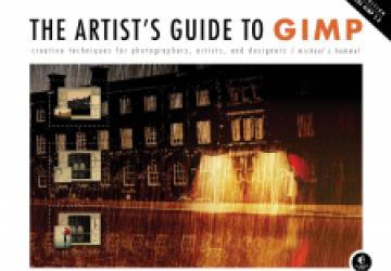 Artist's Guide to GIMP, 2nd Edition cover