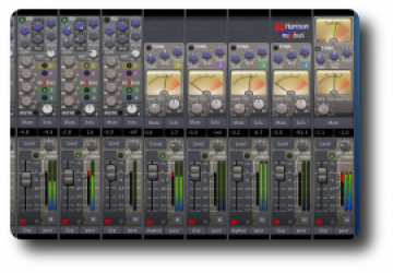 The Mixbus mixer.