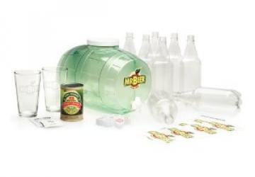 Mr. Beer Archer's Orchard 2-Gallon Hard Cider Home Brew Kit