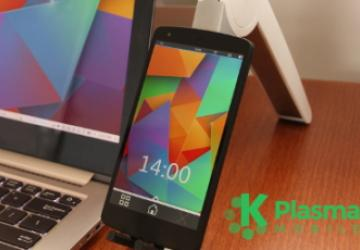 KDE Plasma Mobile for Smartphones