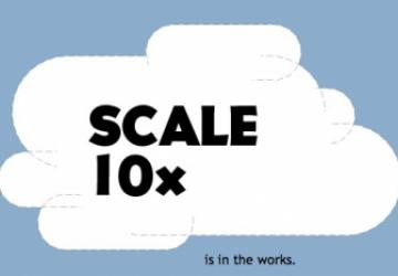 SCALE 10x
