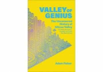 Valley of Genius book cover