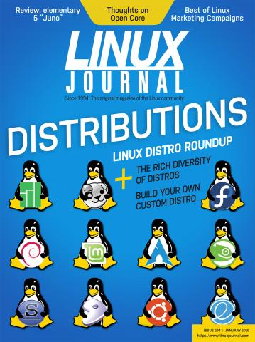 The State of Desktop Linux 2019 | Linux Journal
