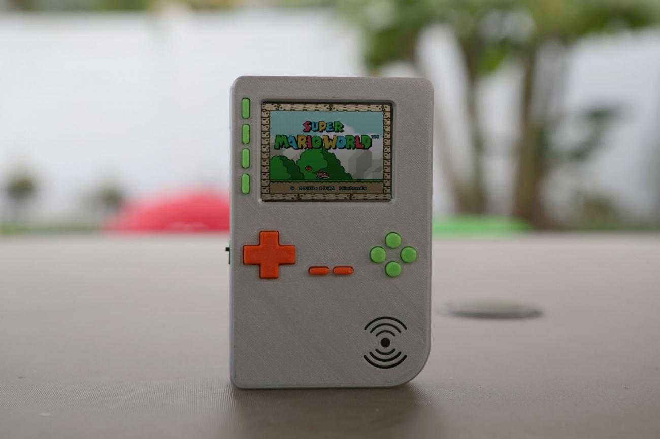 Two Portable DIY Retro Gaming Consoles | Linux Journal