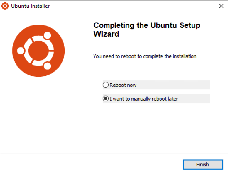 Programme d'installation Ubuntu 2