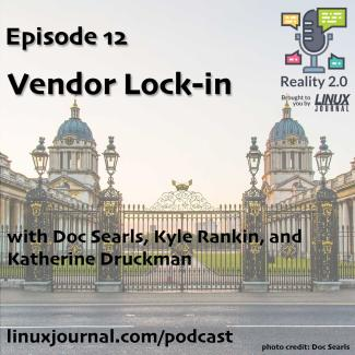 Episode 12: Vendor Lock-in cover