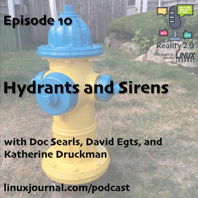 Episode 10: Hydrants and Sirens cover