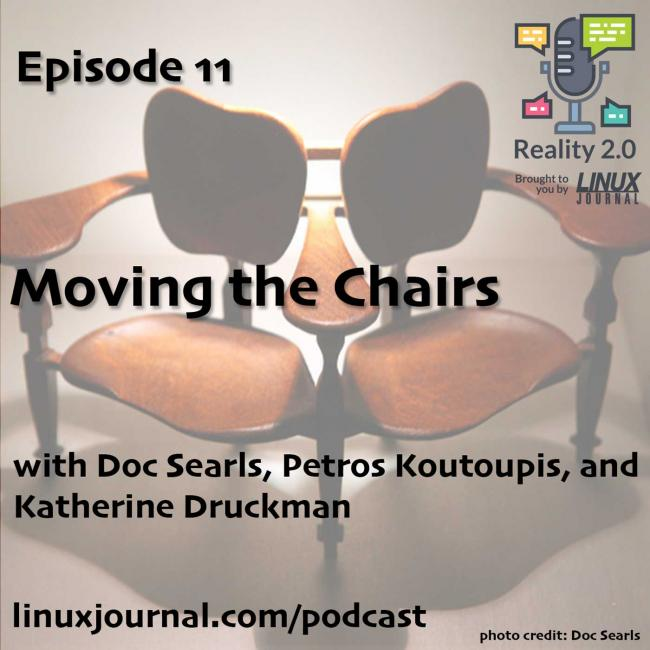 Episode 11: Moving the Chairs cover image